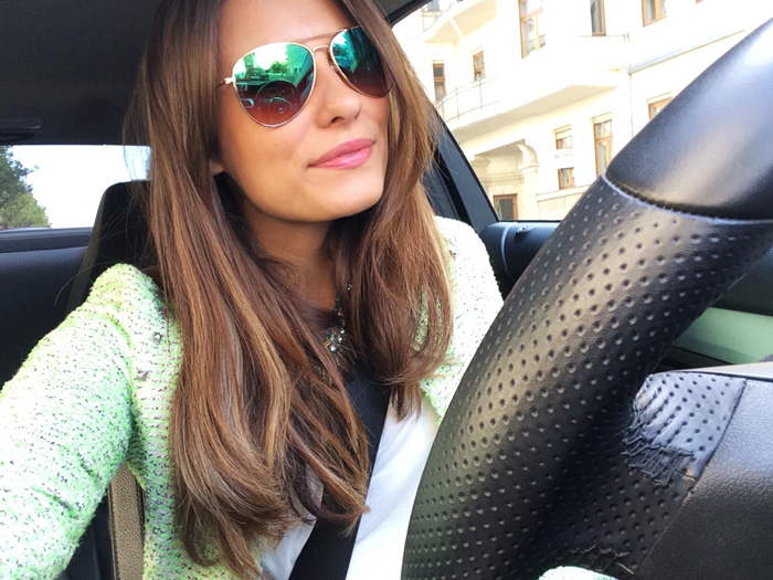 selfie Tanja Henkel
