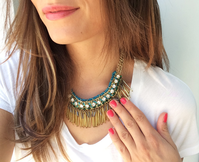 necklace forever21
